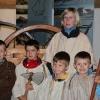 Besuch des Kindergartens Sternschnuppe aus Marbach 20. Juli 2011