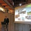 Begrüßung und Eröffnung der Sonderausstellung durch Bürgermeister Magnus Hoppe