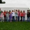 Sommerferienprogramm: Filzen von Äpfeln 17. August 2010
