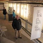 Besucher im Heuneburgmuseum