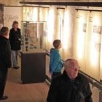 Personengruppe im Heuneburgmuseum
