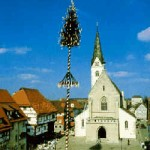 Bad Saulgau, Pfarrkirche St. Johannes Baptist