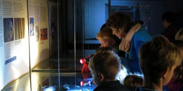 Ferienaktion: Nachts im Museum am Freitag, 6. September 2019