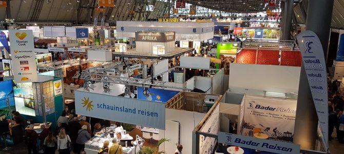 Besuchen Sie uns auf der Urlaubsmesse CMT in der Landesmesse Stuttgart!