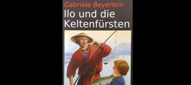 """Lesung für Kinder """"Ilo und die Keltenfürsten"""" am 16. Juni 2019"""
